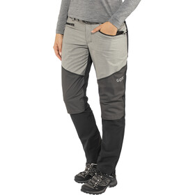 GORE WEAR H5 Windstopper Pantalon hybride Femme, black/terra grey